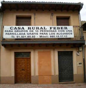 Rural tourism in riaza segovia - Casa rural riaza ...